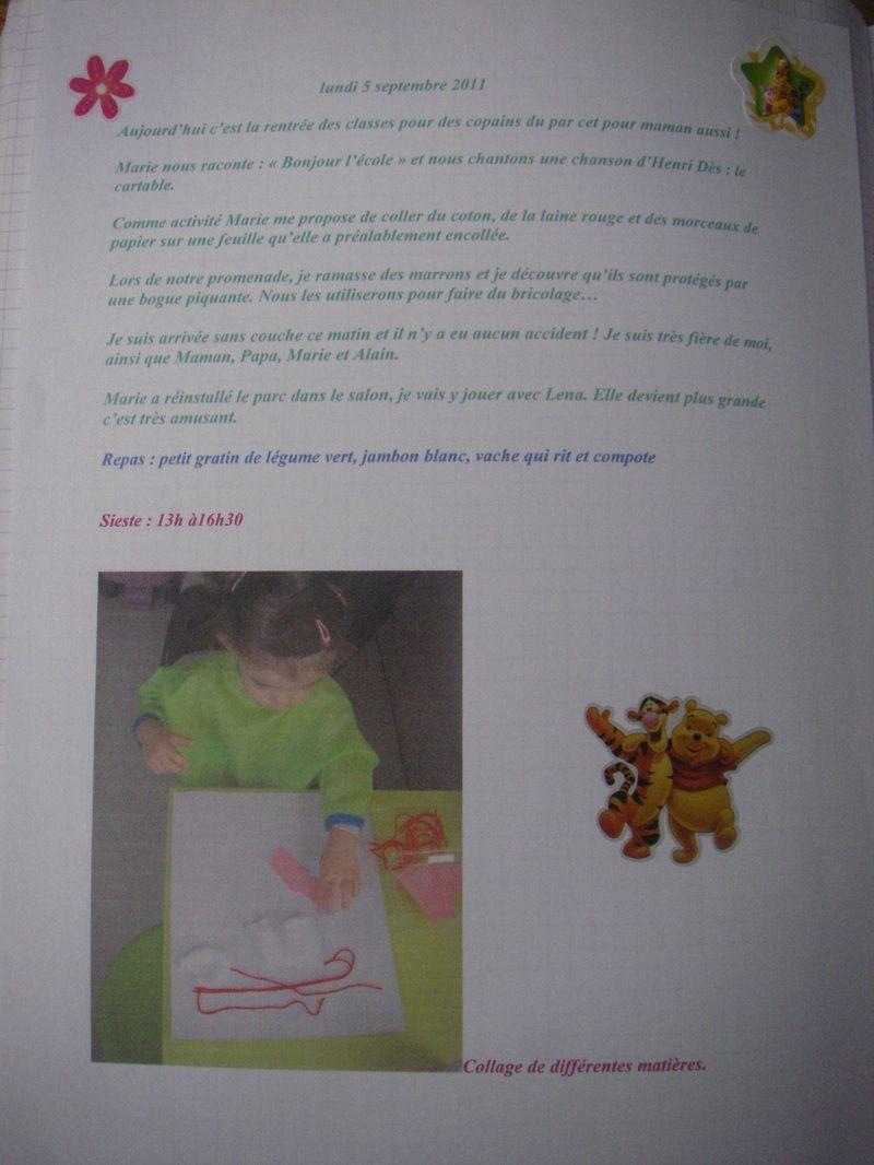 Populaire mon cahier de liaison pour maman et papa - Page 2 CN03