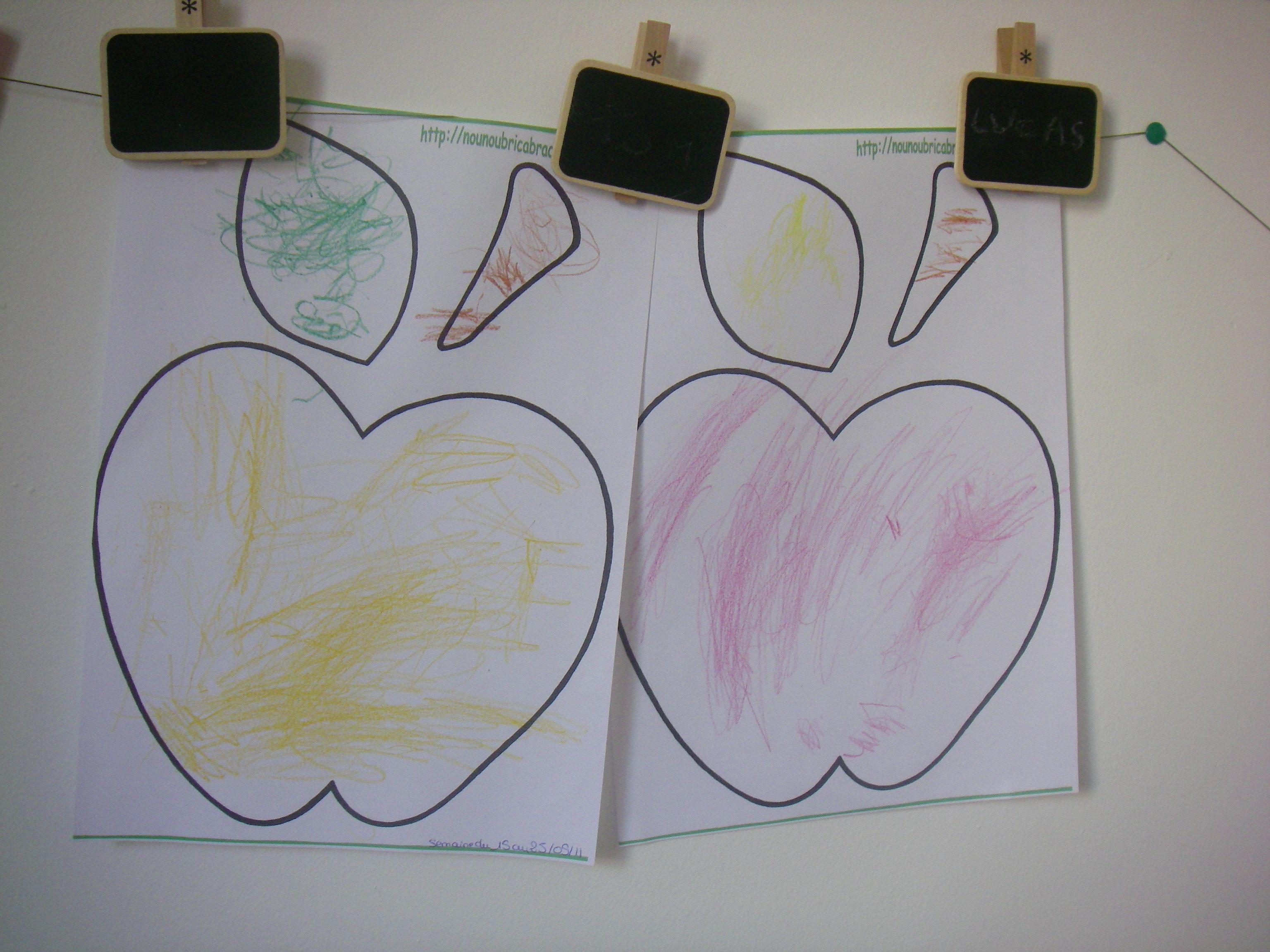 Pomme pomme pomme - Pomme de reinette et pomme d api tapis tapis rouge ...